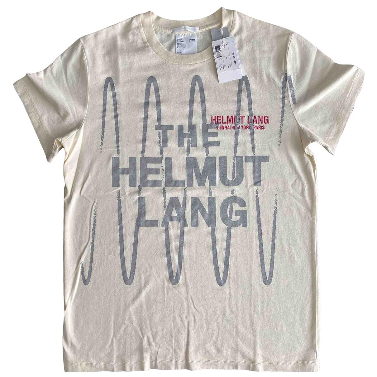 Camiseta Helmut Lang