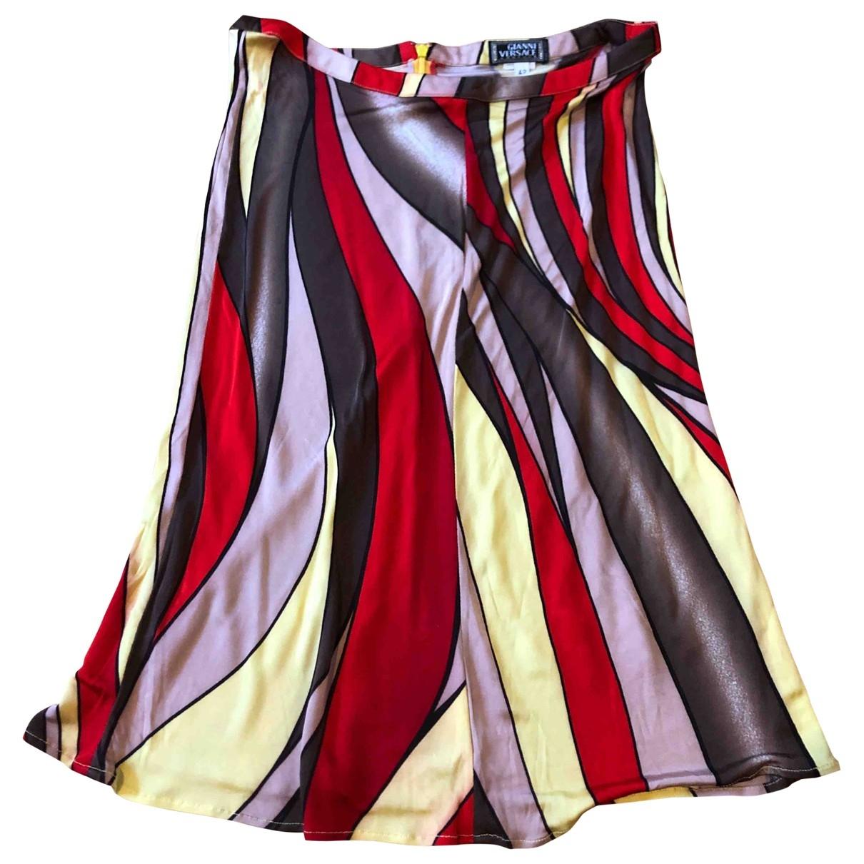 Gianni Versace - Jupe   pour femme - multicolore