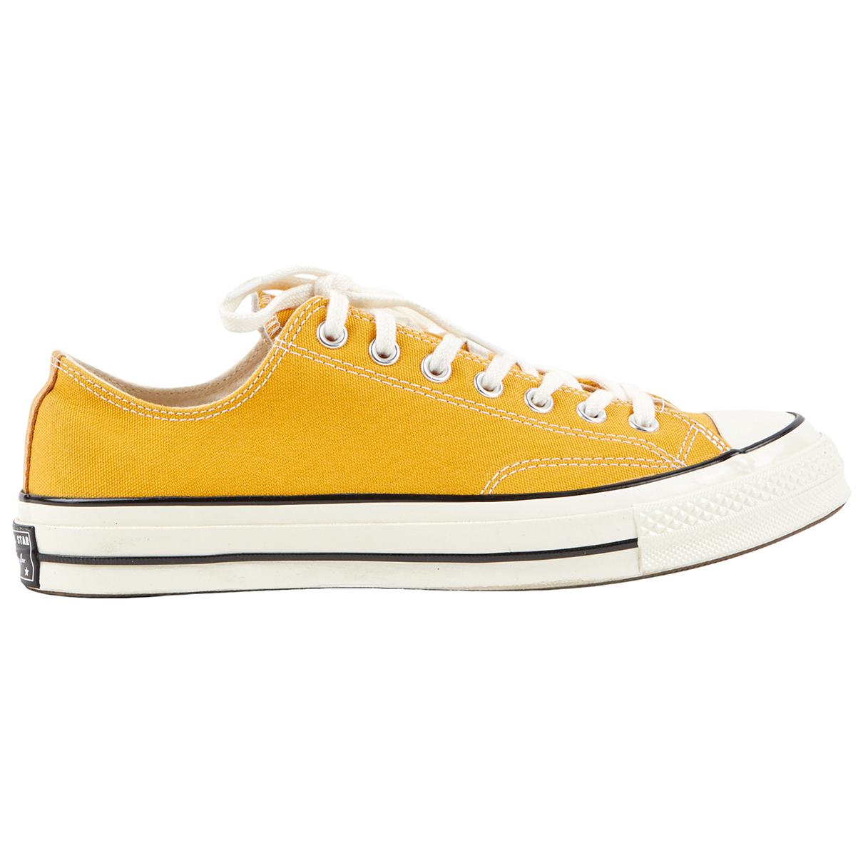 Converse - Baskets   pour femme en toile - jaune
