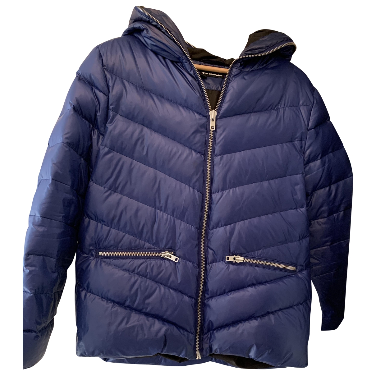 The Kooples \N Blue coat for Women 40 FR