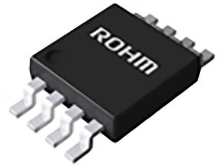 ROHM BR24G64FVJ-3AGTE2, 64kbit EEPROM Memory 8-Pin TSSOP-BJ (10)