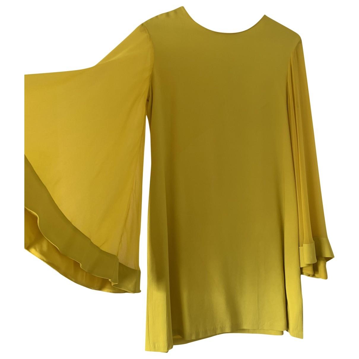 Sachin + Babi \N Yellow skirt for Women 4 US