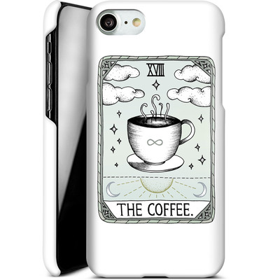 Apple iPhone 8 Smartphone Huelle - The Coffee von Barlena