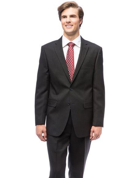 Men's 2Buttons Single Breasted Modern Fit Giorgio Fiorelli Brand suits