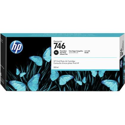 HP 746 P2V82A Original Photo Black Ink Cartridge