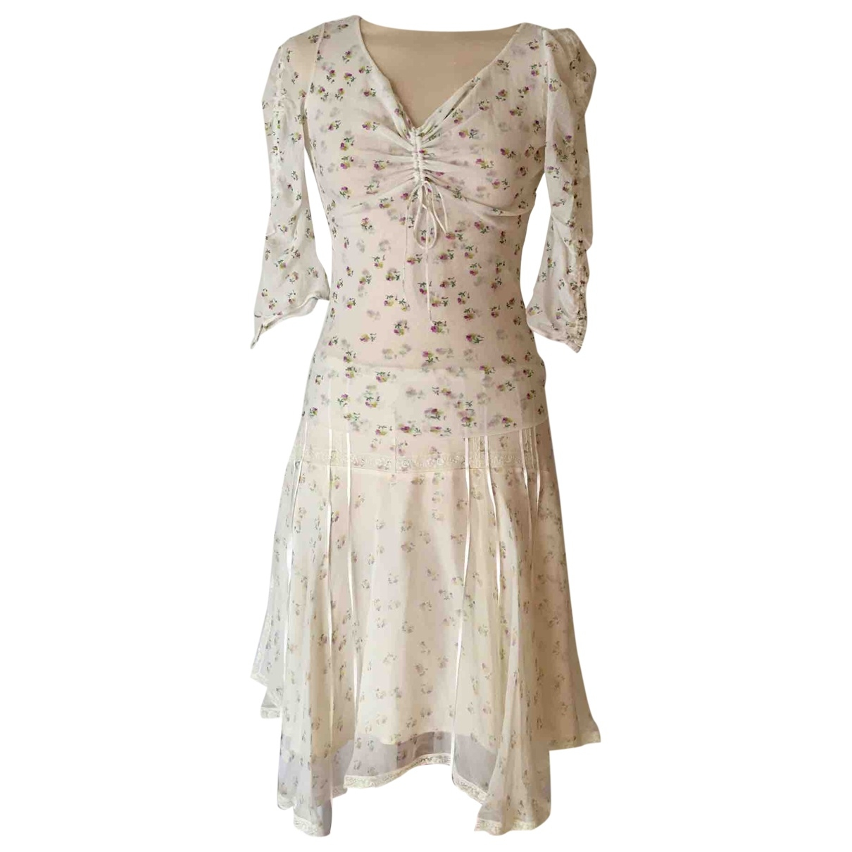 La Perla \N Silk dress for Women 46 IT