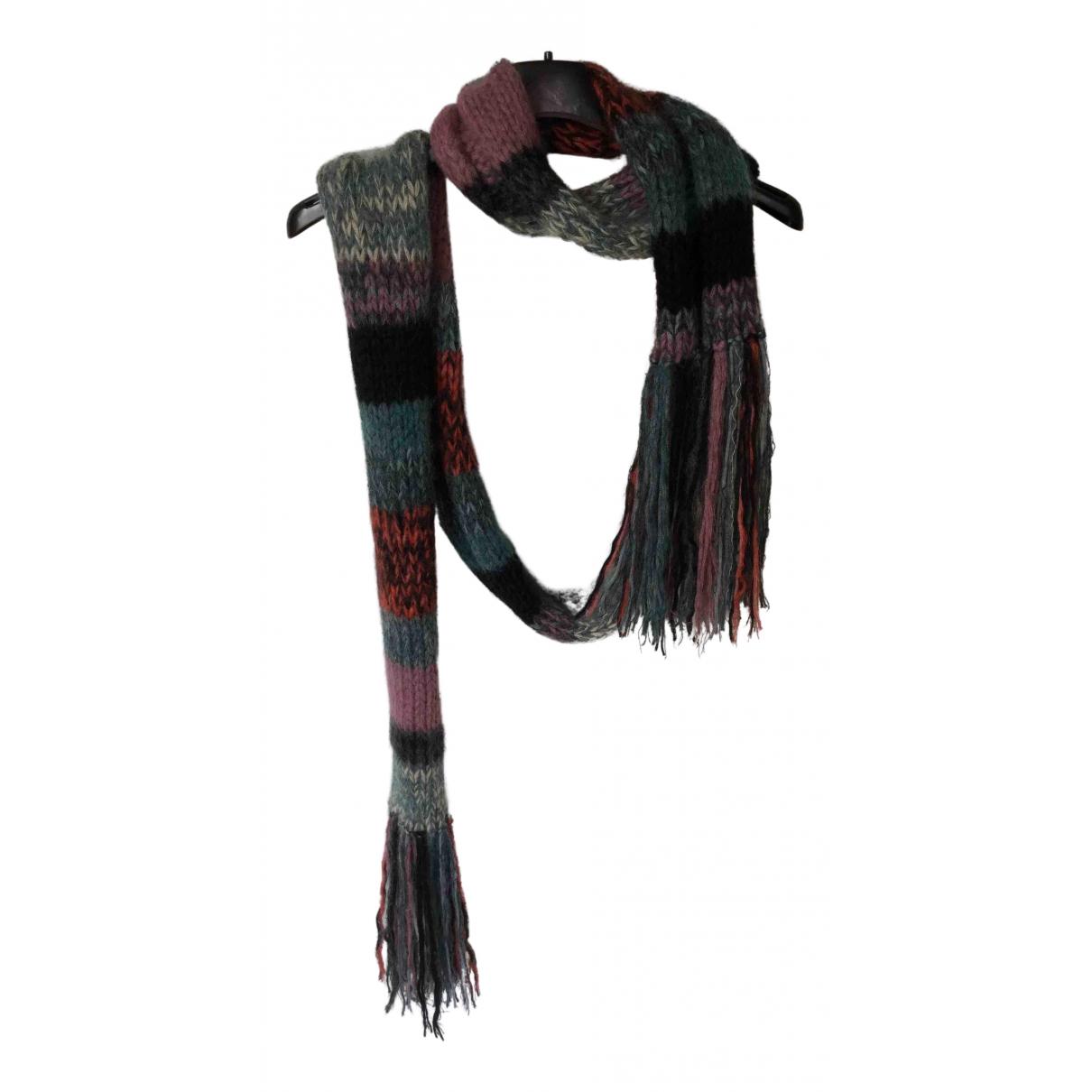 Chloe - Foulard   pour femme en laine - multicolore