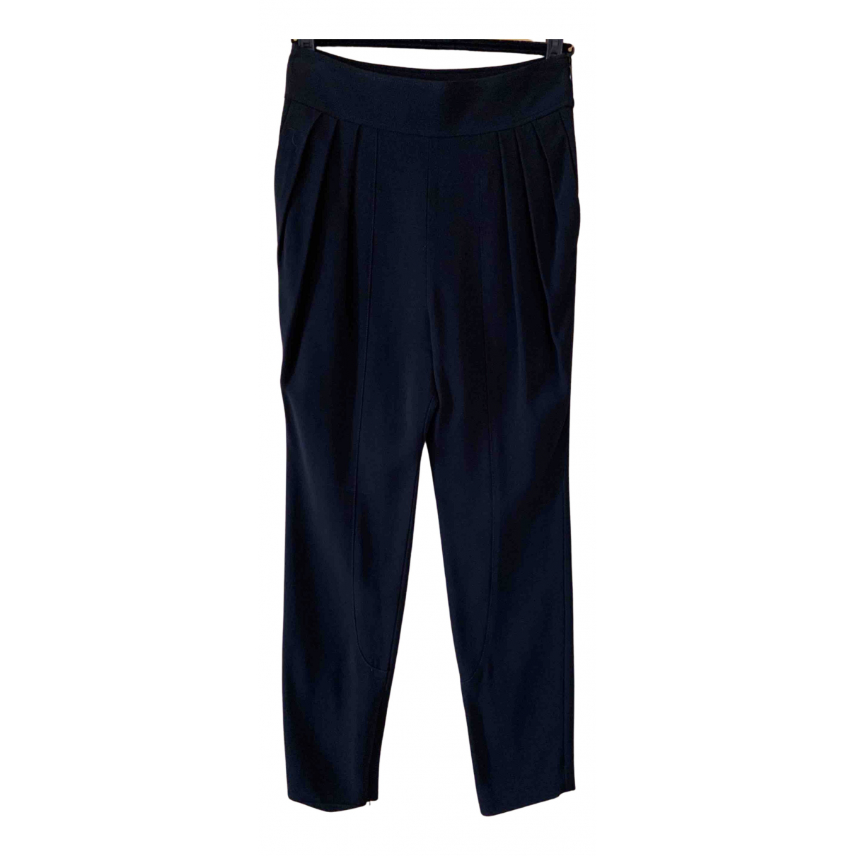 Givenchy N Black Trousers for Women 36 FR
