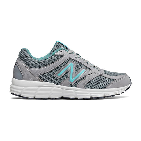 New Balance 460 Womens Running Shoes, 7 Wide, Silver