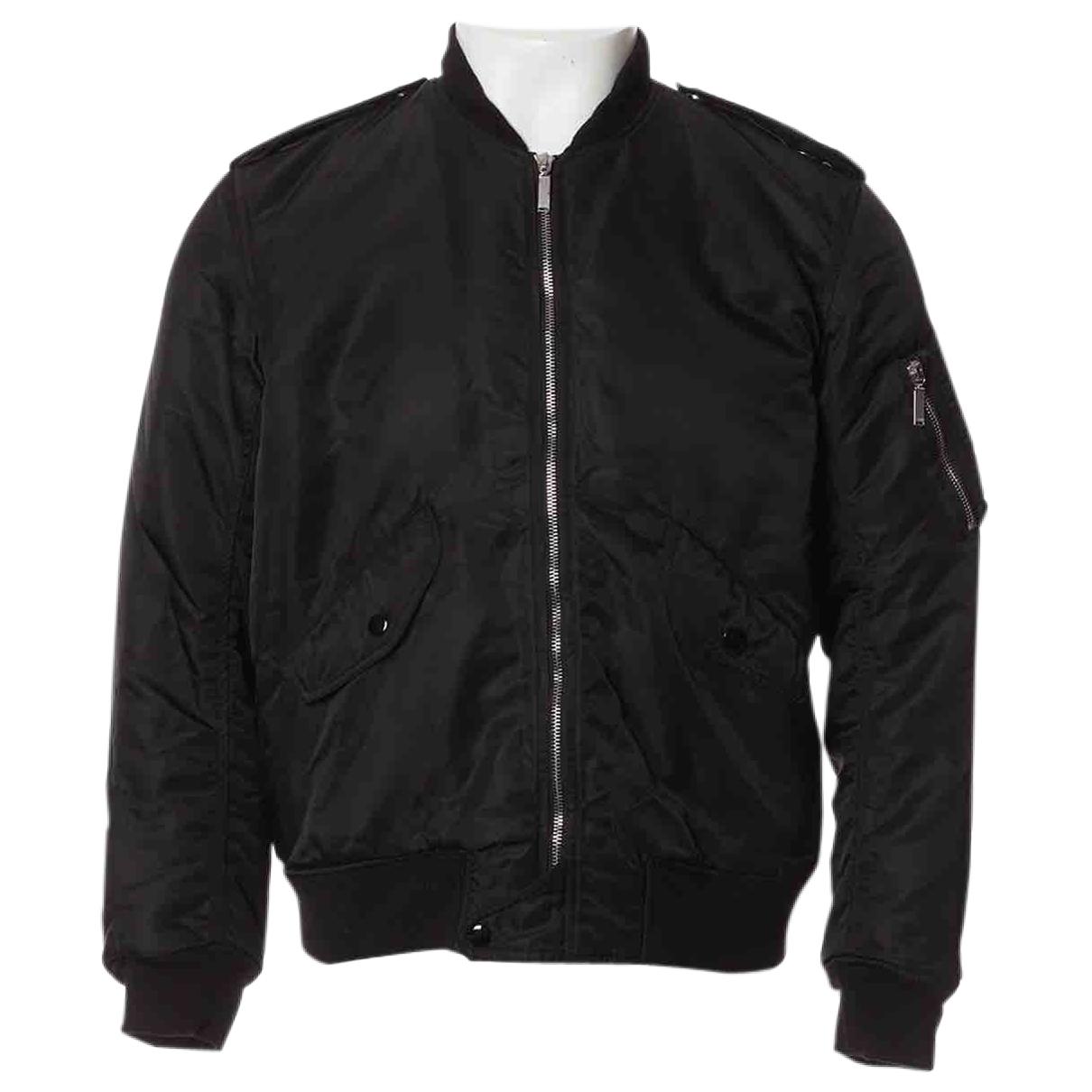 Saint Laurent \N Black jacket  for Men 44 FR
