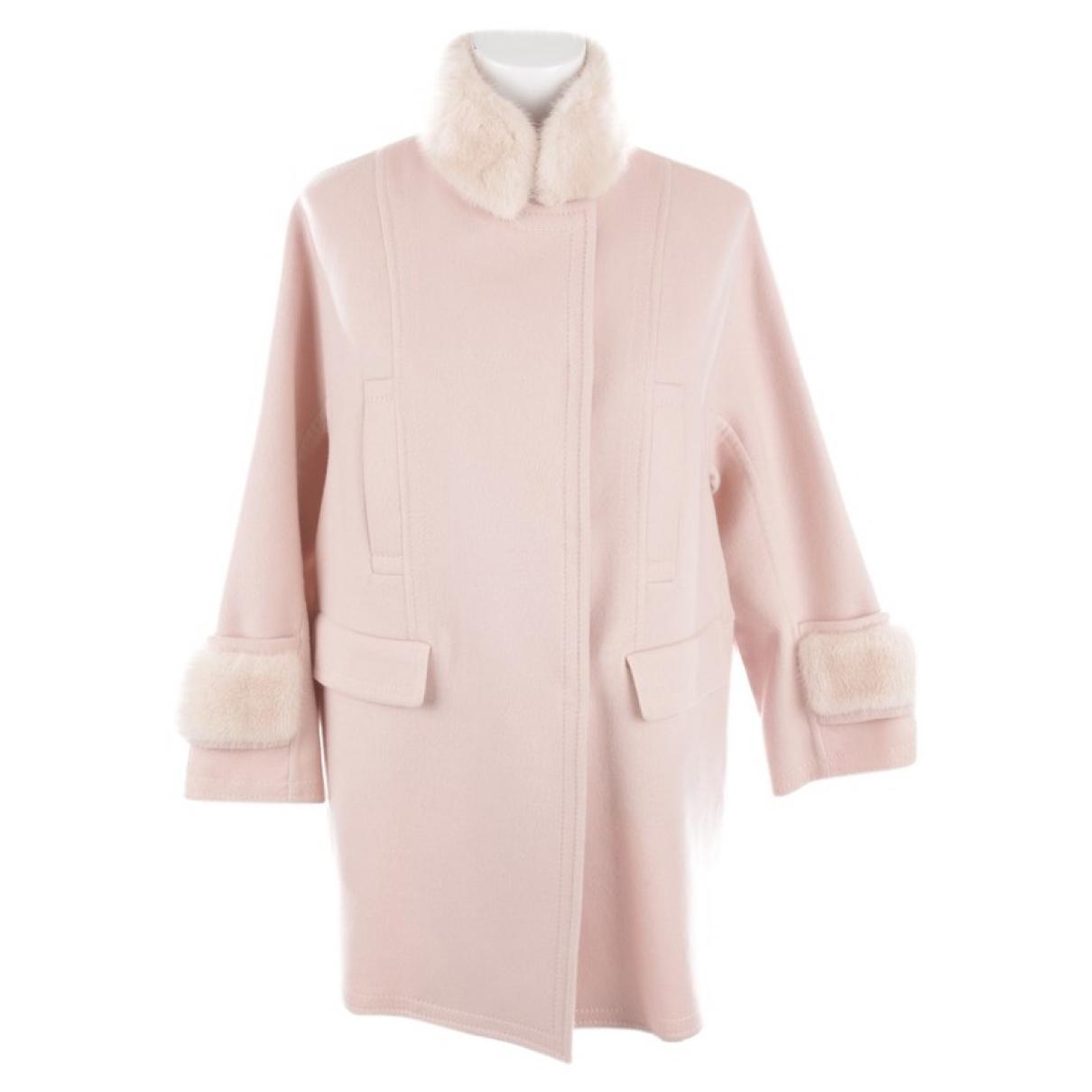 Ermanno Scervino - Veste   pour femme en soie - rose