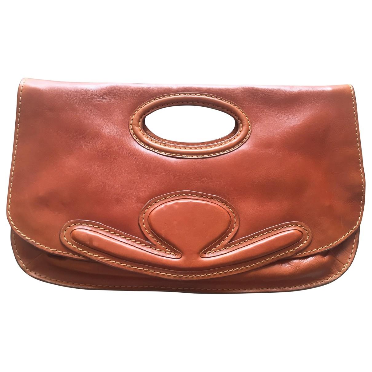 Hoss Intropia \N Handtasche in Fell
