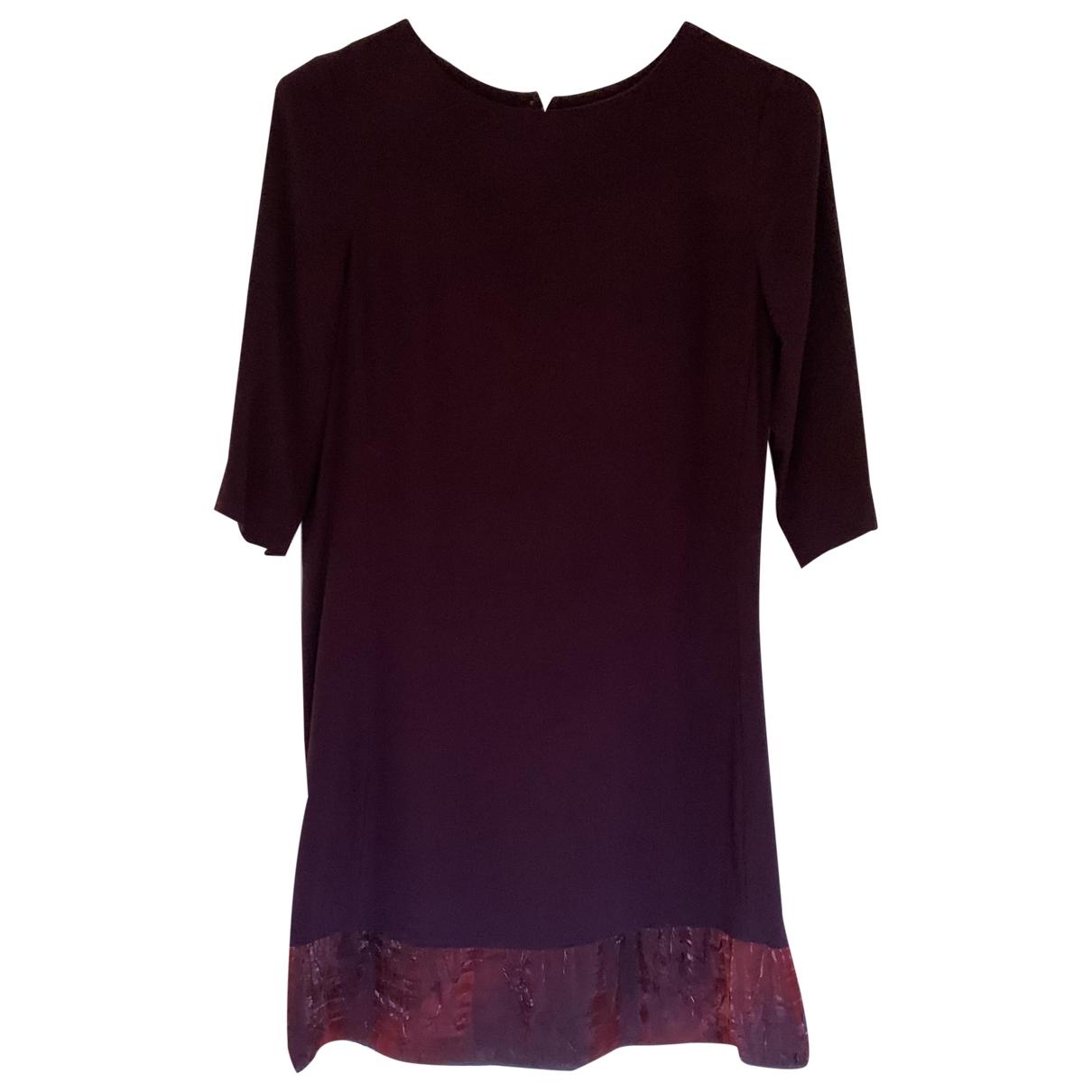 Pinko - Robe   pour femme - violet