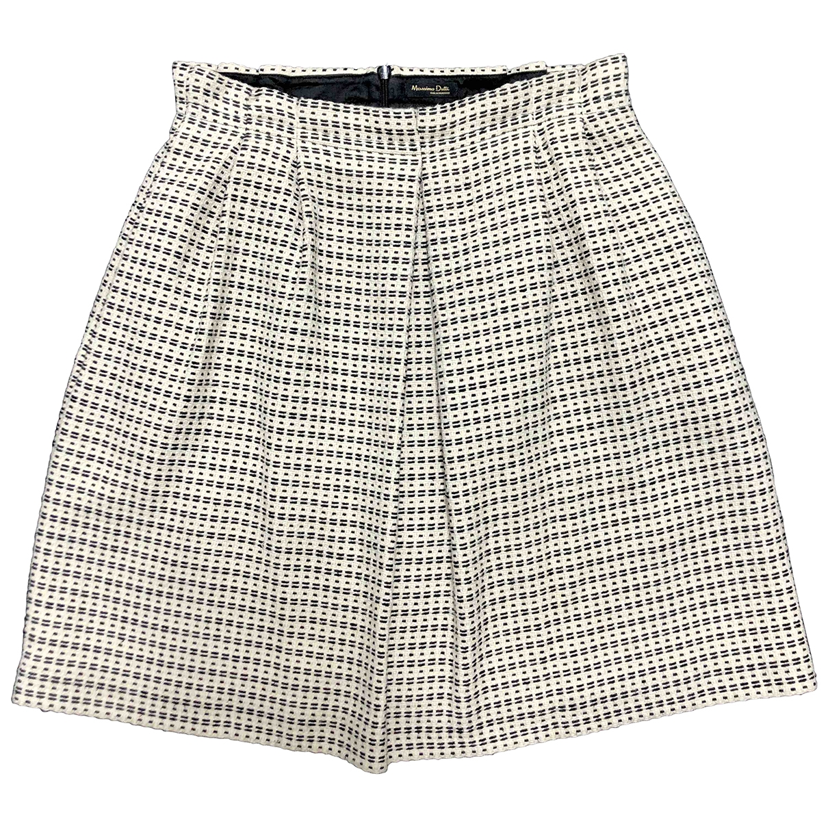 Massimo Dutti \N Multicolour Cotton skirt for Women L International