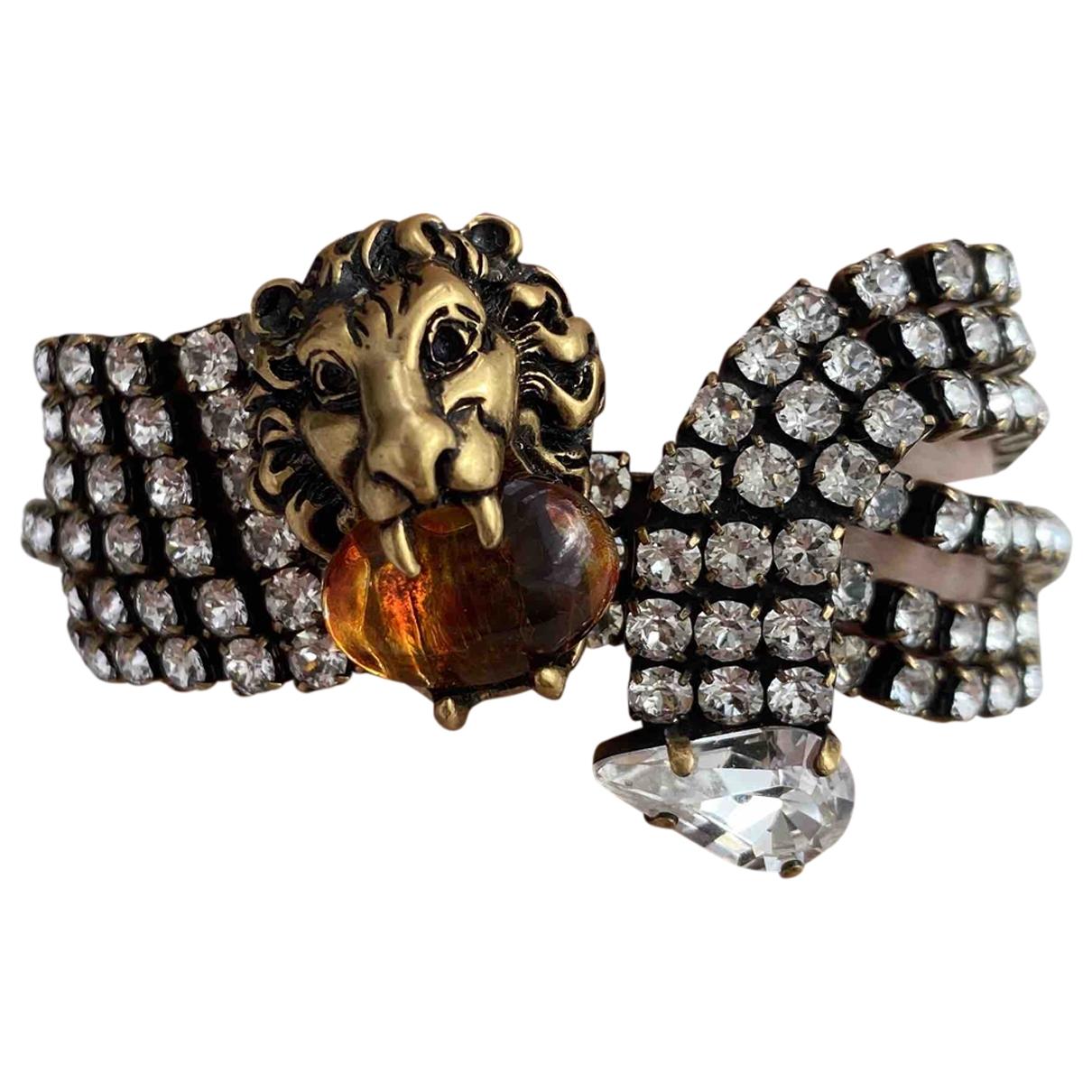Gucci - Bracelet   pour femme en cristal