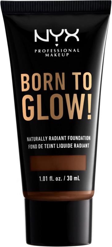 Born To Glow Naturally Radiant Foundation - Deep Walnut (deepest deep w/ cool undertone)