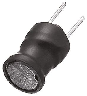 Wurth Elektronik Wurth, WE-TI, XS Wire-wound SMD Inductor with a Ferrite Core, 22 μH ±20% Wire-Wound 1.8A Idc (5)