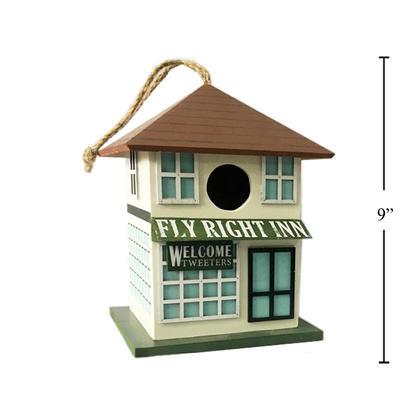 Tweeter Bird House, 9