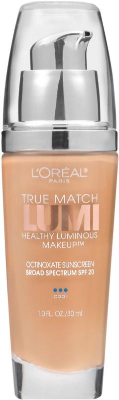 True Match Lumi Healthy Luminous Makeup - Shell Beige