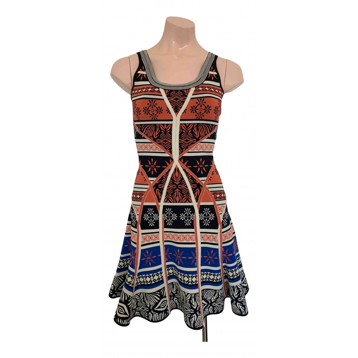 Diane Von Furstenberg - Robe   pour femme - multicolore