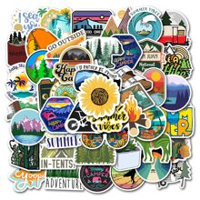 50pcs Landscape Sticker