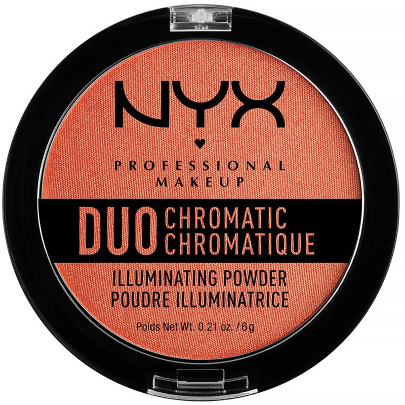 Duo Chromatic Illuminating Powder - Synthetica
