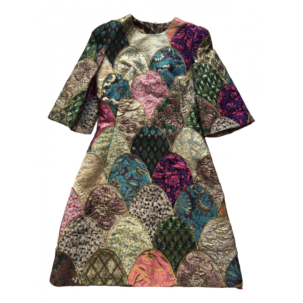 Dolce & Gabbana \N Multicolour dress for Women 38 IT