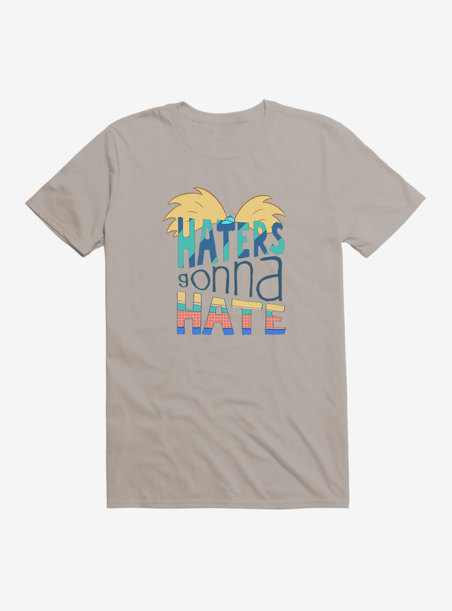 Hey Arnold! Haters T-Shirt