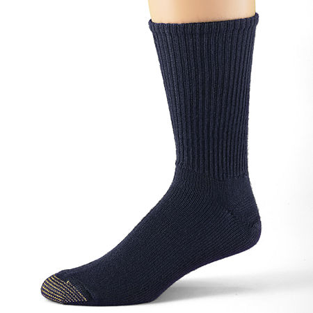 Gold Toe 3-pk. Acrylic Fluffies Crew Socks, One Size , No Color Family