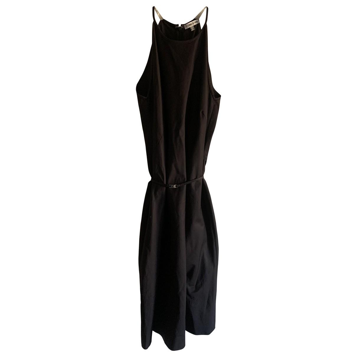 Cerruti - Robe   pour femme en coton - noir