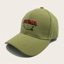 Baseball Hut mit Buchstaben Stickerei