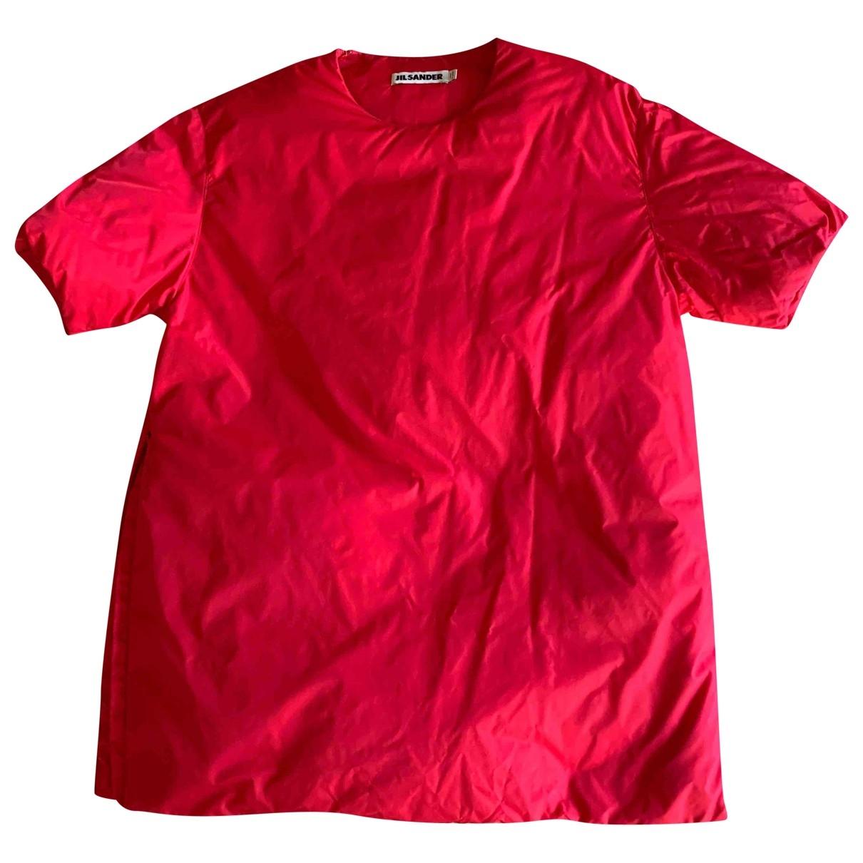 Jil Sander \N Red coat for Women 34 FR