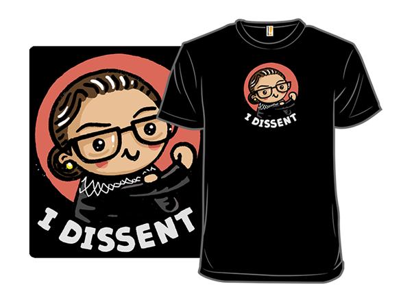 Girl Power-i Dissent T Shirt