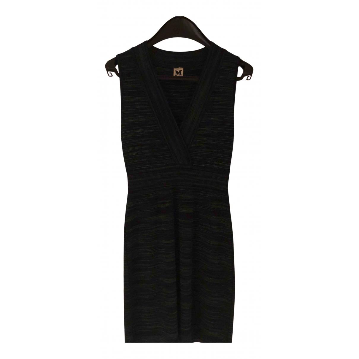 M Missoni \N Kleid in  Gruen Wolle
