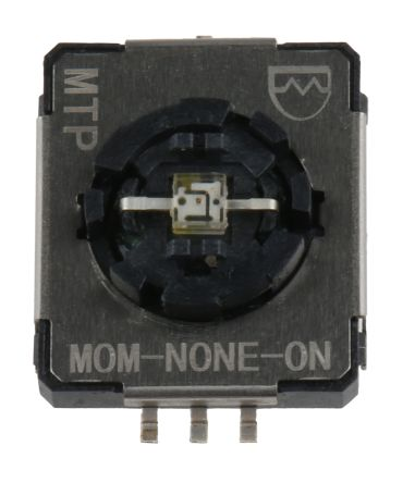 RS PRO Rotary Switch, 50 mA, Solder (20)