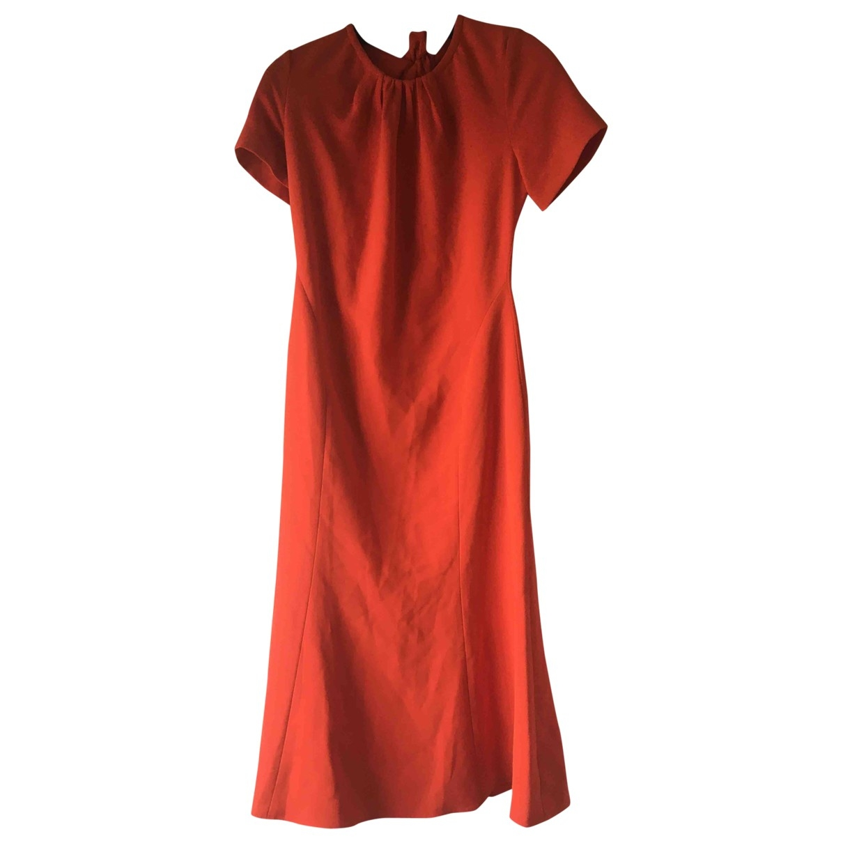 Vestido midi Diane Von Furstenberg