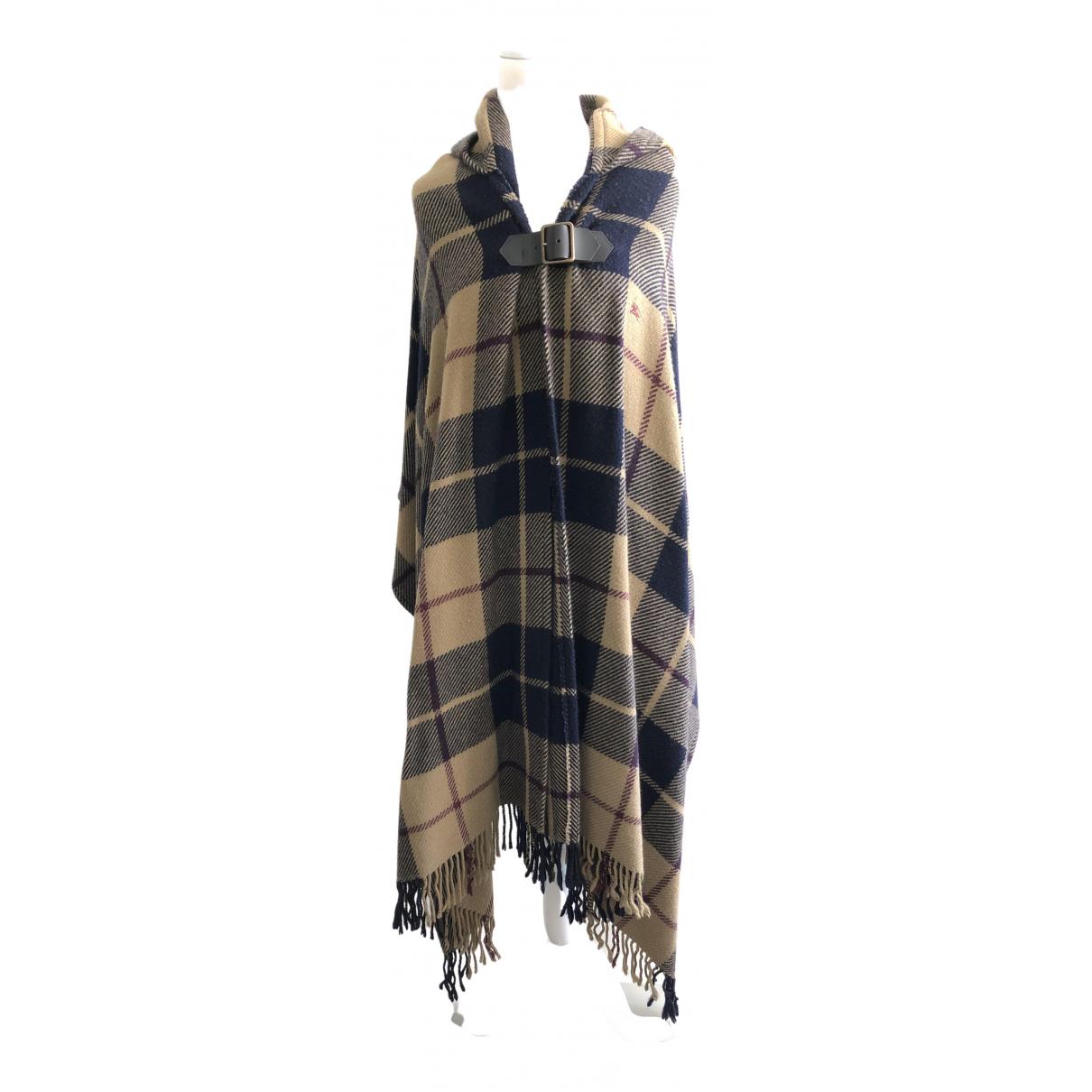 Burberry N Brown Wool Knitwear for Women 38 IT