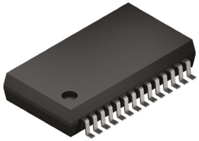 Analog Devices LTC1668IG#PBF, Parallel DAC, 50Msps, 28-Pin SSOP