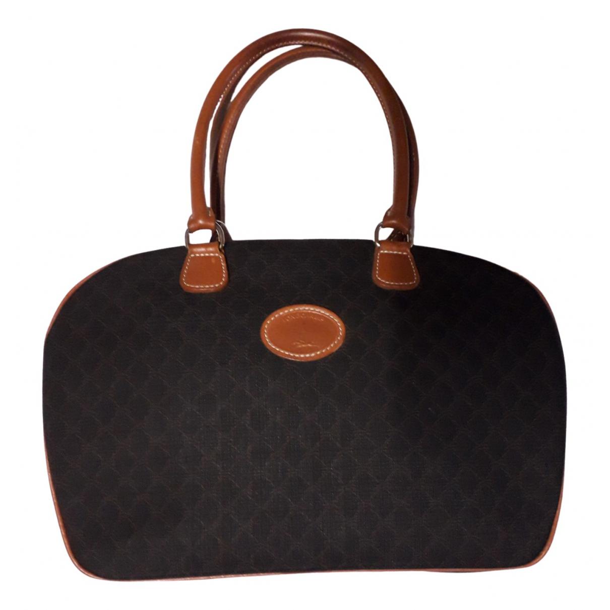 Longchamp N Black handbag for Women N