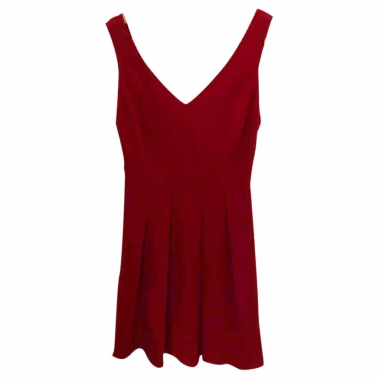 Claudie Pierlot \N Red dress for Women 36 FR