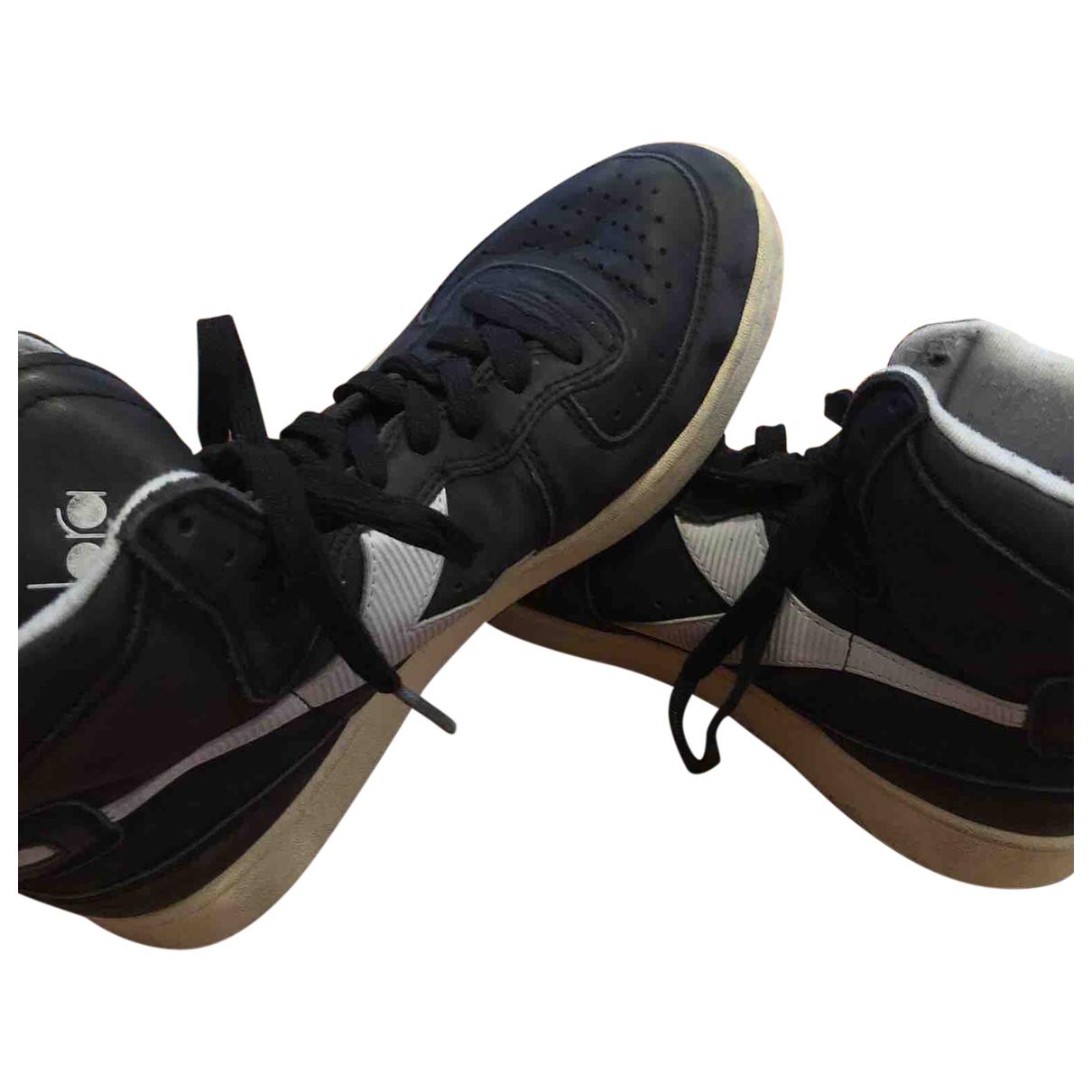 Diadora Heritage \N Sneakers in Leder