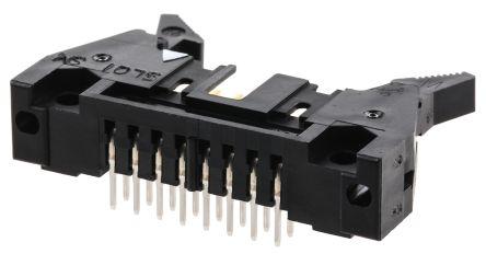 Hirose , HIF3BA, 16 Way, 2 Row, Right Angle PCB Header