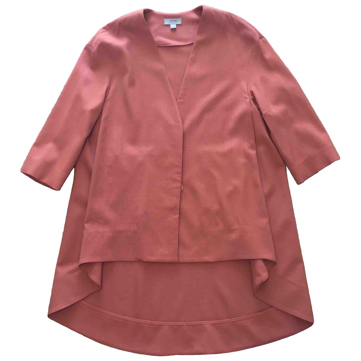 Cos \N Pink Wool  top for Women M International
