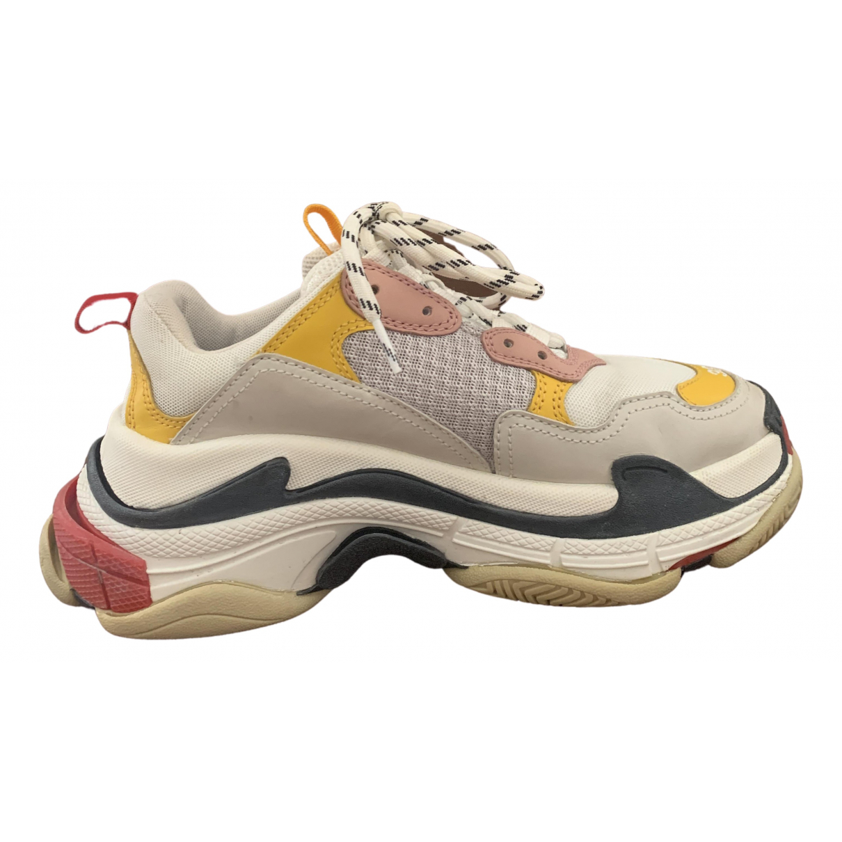Balenciaga Triple S Multicolour Trainers for Women 38 EU