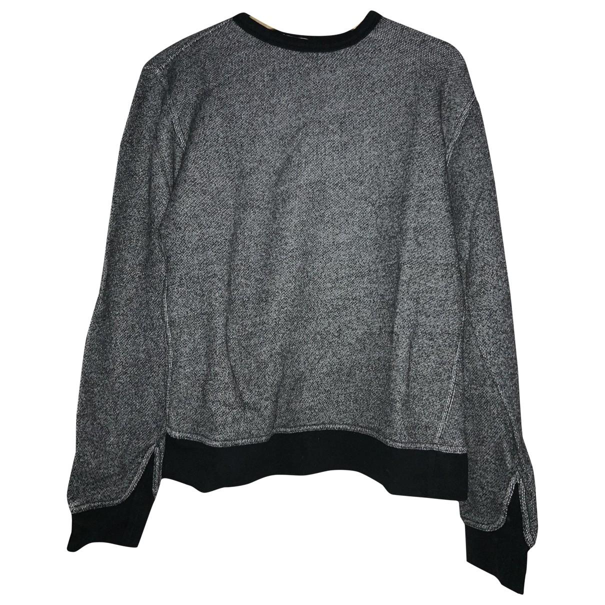 T By Alexander Wang \N Grey Wool Knitwear for Women M International