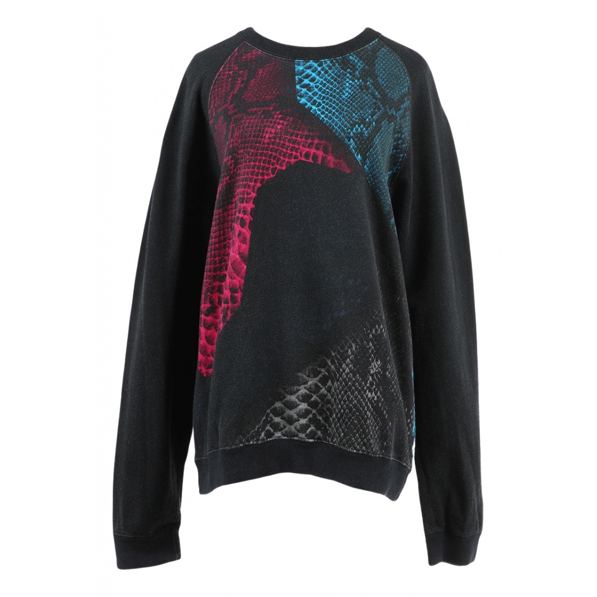 Christopher Kane \N Black Cotton Knitwear for Women S International