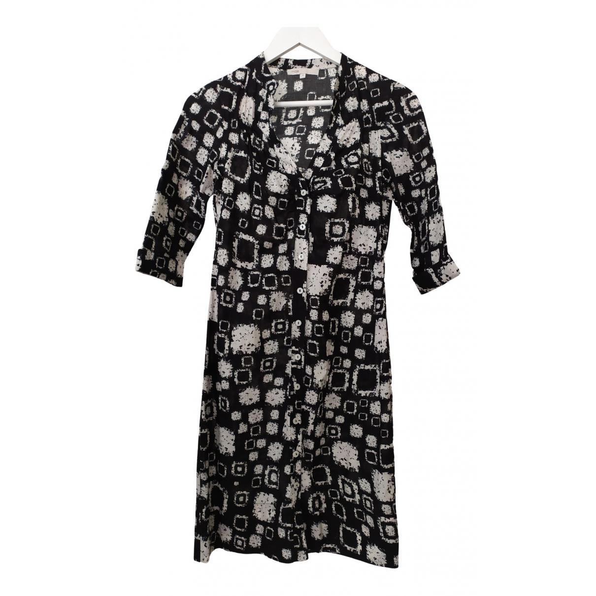Maje - Robe   pour femme en coton - multicolore