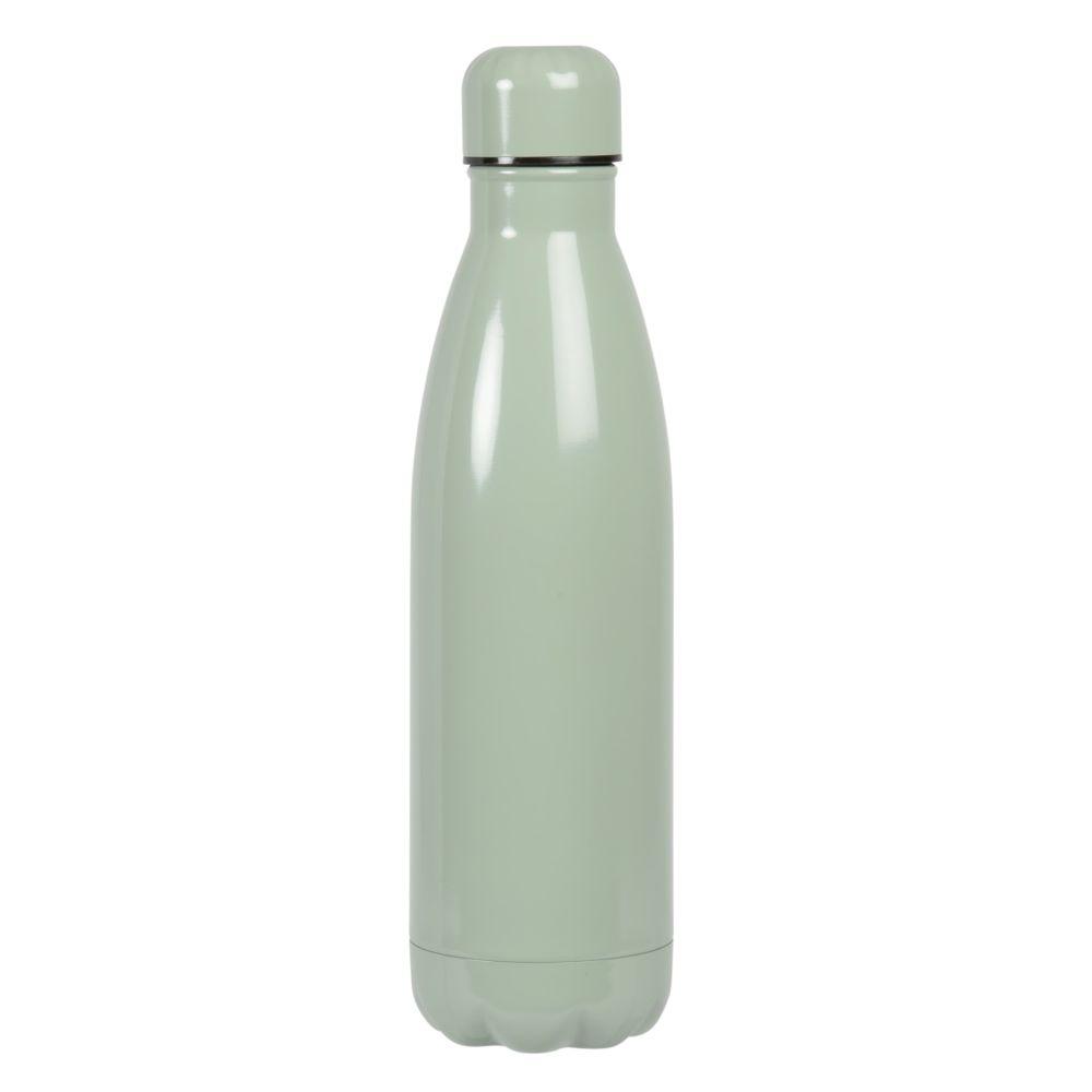 Sharing-Produkt: gruene Thermosflasche aus Edelstahl