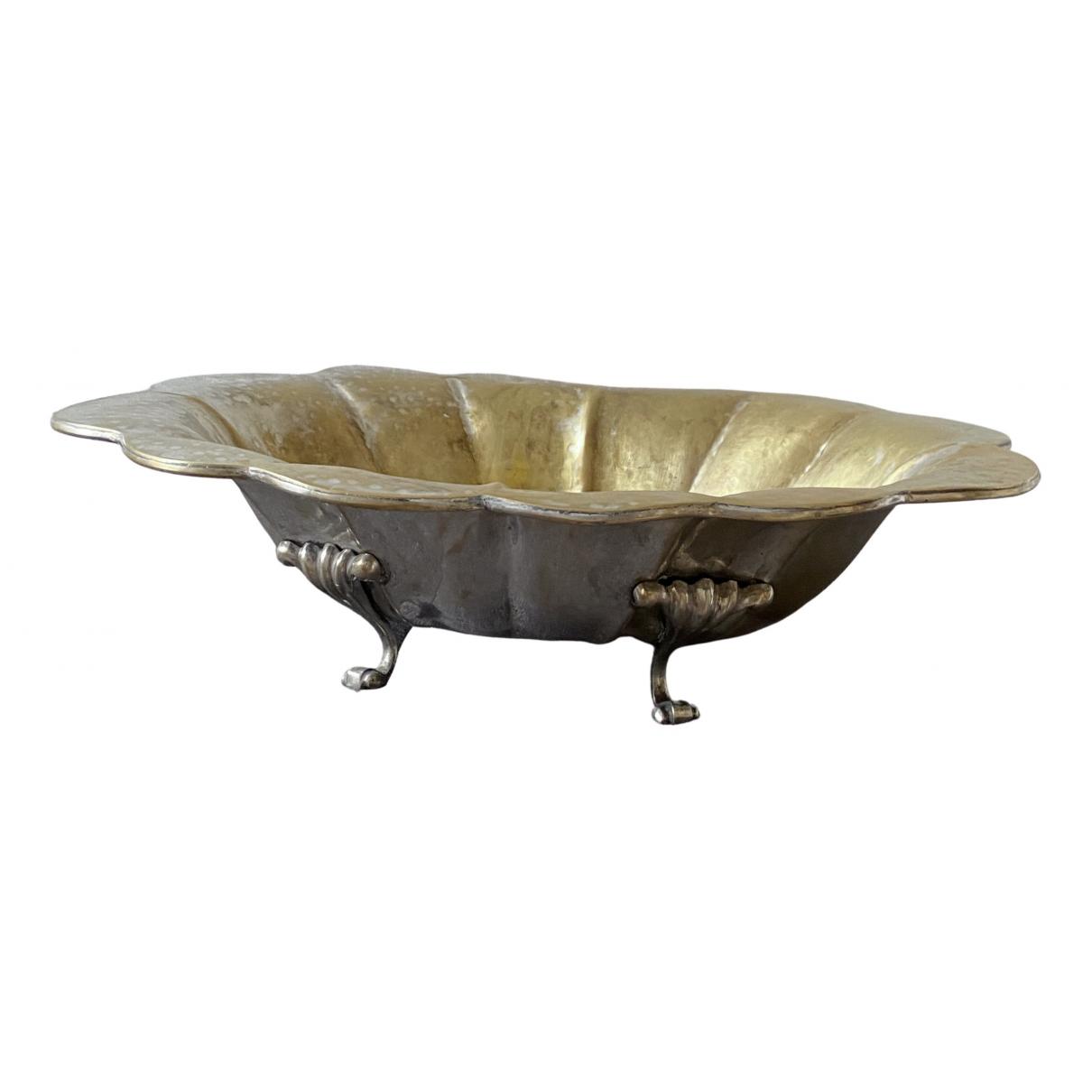 Non Signe / Unsigned \N Tischkultur in  Silber Versilbert