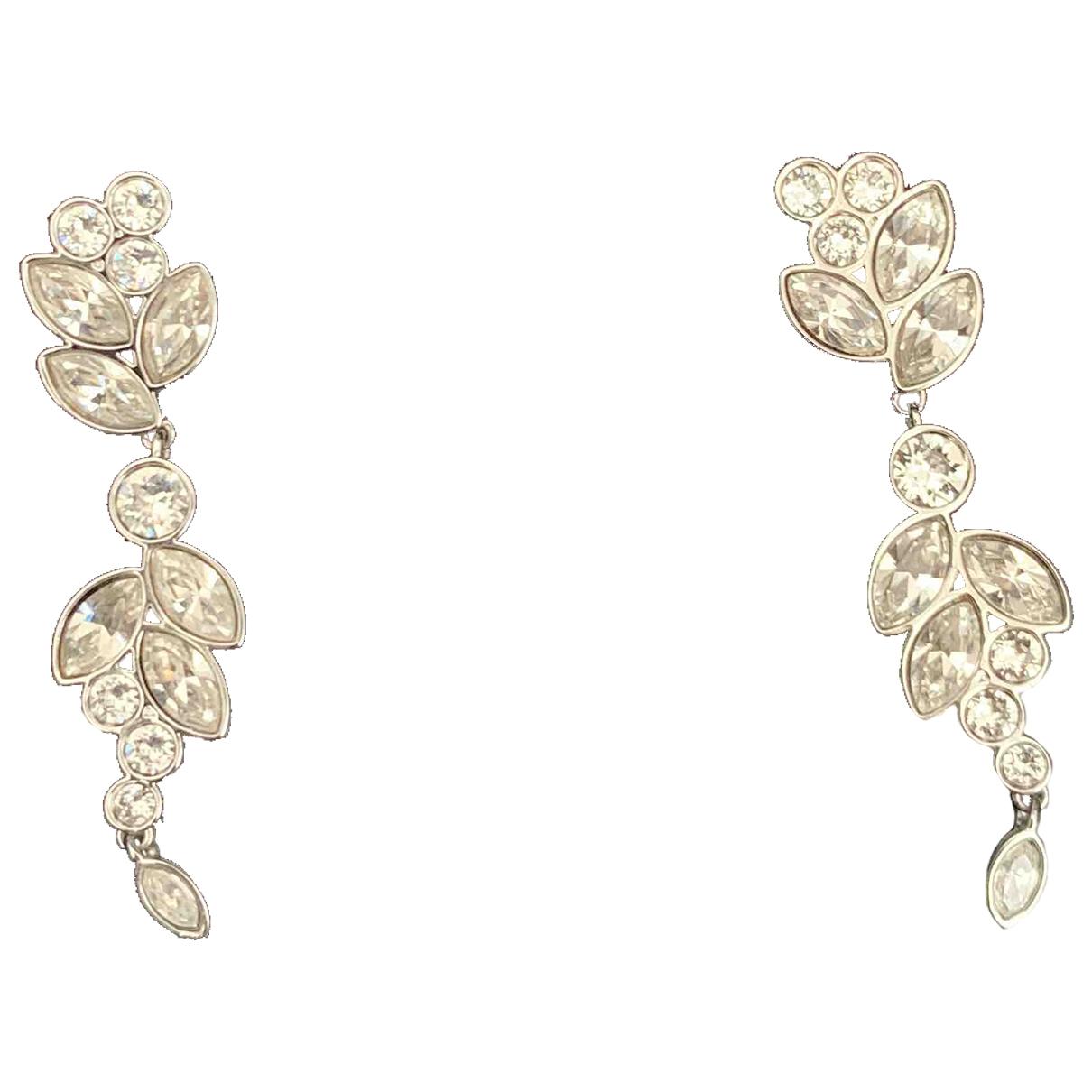 Swarovski \N Silver Silver Plated Earrings for Women \N